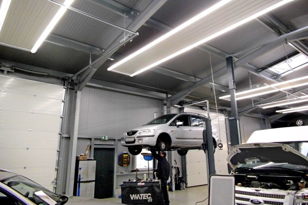 Car repair shops